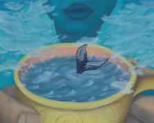Julia • 2010 • Oil on canvas • 24×30″
