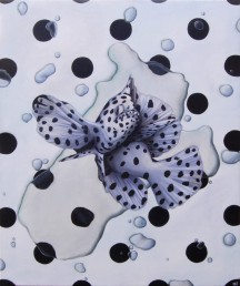 Spots • 2013 • Oil on Canvas • 20 x 24""